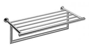 towel rack. Wonderful Rack Arcisan Axus Towel Rack With Rail  Chrome Intended