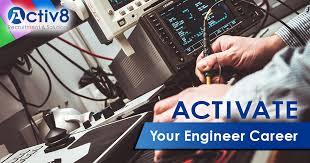 electrical engineer technician activ8 Robotics Engineer Salary field service engineer