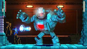 Boss Order And Boss Weaknesses In Mega Man 11 Allgamers