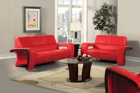 furniture large size living room astounding solid red leather sofa sets design with black wooden astounding red leather couch furniture