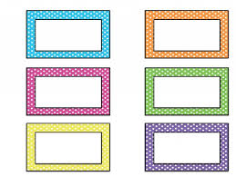 free name tag templates kindergarten come back tomorrow for name in free printable desk name plates