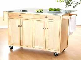 red kitchen island cart small kitchen island cart wooden portable kitchen island wheels studio apartment decor