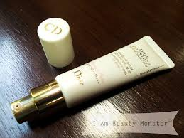 dior prestige white collection satin brightening uv base blemish balm dior prestige blemish balm