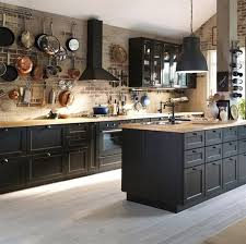 15 Beautiful Black Kitchens /// The Hot New Kitchen Color - Page 13 of 17