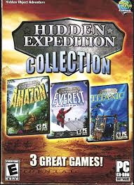 Hooligans lab games is an official youtube channel of the hooligans entertainment company. Amazon Com Hidden Expeditions 3 Pack Titanic Everest Amazon Pc Video Games