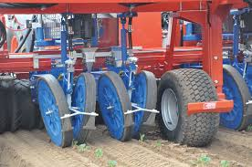 Jump on the #ferrari fastblock automatic #transplanter with us. A Proper Place For Vegetables Agri Machines World