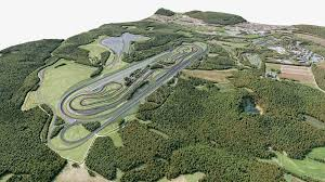 Race Track Design And Construction Tilke Engineers Architects Race Track Design