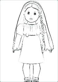 Dolls Coloring Pages Dexyarya