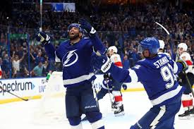 Tampa Bay Lightning Withstand Slow Start To Topple Florida