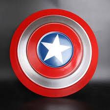 captain america shield म टल श ल ड