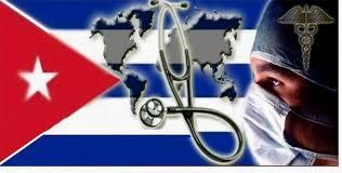 Resultado de imagen de imagenes de las brigada medica de la salud cubana