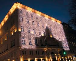 lighting curtains. LED Light Curtain / For Public Spaces Lighting Curtains