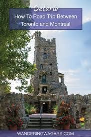 toronto to montreal drive 10