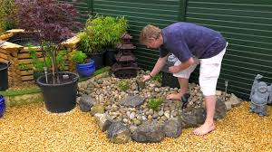 Trying to Grow Moss in a Rock Garden... - YouTube