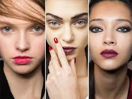 fall winter 2016 2016 makeup trends berry lips