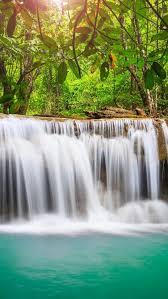 beautiful waterfall wallpaper
