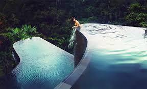 infinity pool edge. Infinity Pool Bali Indonesia Negative Edge Zero Disappearing Vanishing