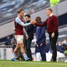 Aston Villa provide Jack Grealish ...