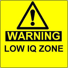 Image result for Low IQ Zone