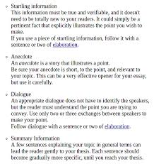 how to make an introduction for an essay quora few other tips on writing an essay here