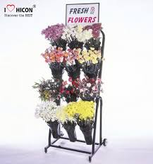 Floral Display Stands Best Floor Standing Garden Floral Display StandsPowder Coating Black
