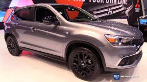 2018 mitsubishi outlander interior.  2018 2018 mitsubishi outlander sport  exterior interiot walkaround debut at  2017 chicago auto show youtube and mitsubishi outlander interior i