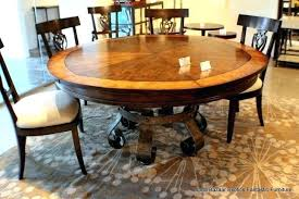 furniture pretty expandable dining table fresh decoration round expanding clever design room crate extendable to oval