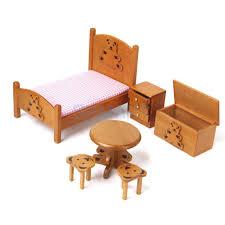 Miniature Dollhouse Bedroom Furniture Online Get Cheap Dollhouse Bedroom Set Aliexpresscom Alibaba Group