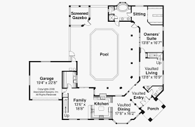 florida home floor plans new sw florida house plans home design and style