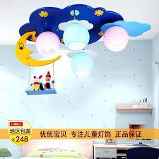 modern kids lighting. Children Bedroom Light New Moon Star Kids Room Ceiling Lamp Lighting Den Boy On Group Design Modern