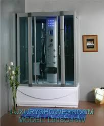 l90s04ws steam shower room with whirlpool and bluetooth audio 53x31 5x85