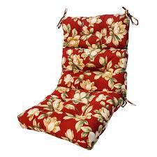 greendale home fashions 44 x 22 in outdoor high back chair cushion com
