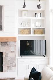 Clever Ideas for a Media Walls ~ Stace King