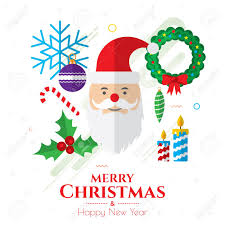 merry christmas and happy new year banner. Delighful Happy Merry Christmas And Happy New Year Banner Stok Fotoraf  91463215 Inside And Banner N