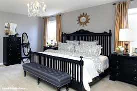 M Gray Master Bedroom Makeover Blog And Yellow  Ideas
