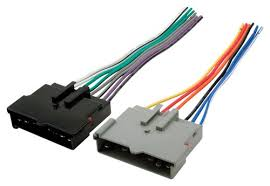 metra wiring harness for select ford vehicles multi fd 5000 best buy ford wiring harness connectors at Ford Wiring Harness Connectors