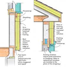 Fabulous Exceptional Insulating Exterior Walls Exterior Foundation - Exterior walls