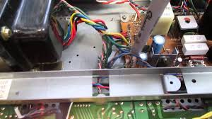 fisher studio standard amp problem and power surge part 2