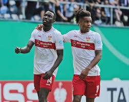 Vfb stuttgart striker silas wamangituka has revealed to his club that his name and birth date are different. 2020 21 Bundesliga Season Preview Vfb Stuttgart Get German Football Newsget German Football News