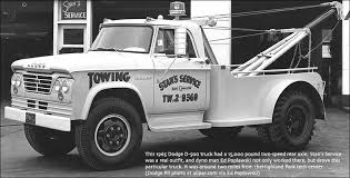 2018 dodge tow truck. interesting dodge 1965 dodge d500 tow truck intended 2018 dodge a