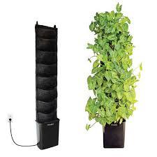 vertical garden system florafelt compact kit