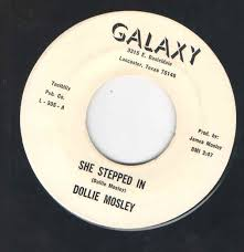 Dollie Mosley – She Stepped In / Lonely Me (Vinyl) - Discogs