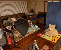 How To Set Up Your Living Room Set Up A Kid Sized Photo Studio In Your Living Room For Inventive
