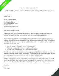 Cover Letter Sous Chef Chef Cover Letter