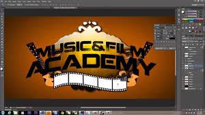 How To Design A Logo Using Adobe Photoshop Making A Graphic Logo Using Adobe Photoshop Cs6 Professional