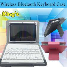 New Universal <b>Wireless</b> Bluetooth <b>Keyboard Case</b> for <b>7.9 inch</b> tablet ...