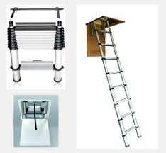 loft hatch and ladder. telescopic. a unique and elegant loft ladder hatch o