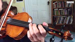 simple gifts basic fiddle lesson