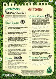october gardening nz tips palmers