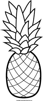 pineapple drawing. 25+ best ideas about pineapple clipart drawing a